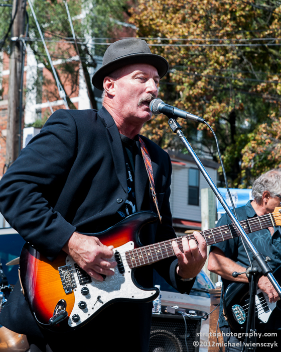 Tommy Fyfe & The Whisky River Blues Band