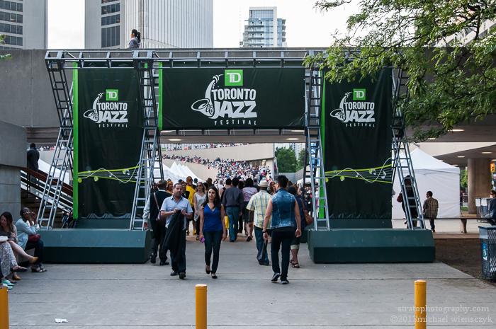 Toronto Jazz festival