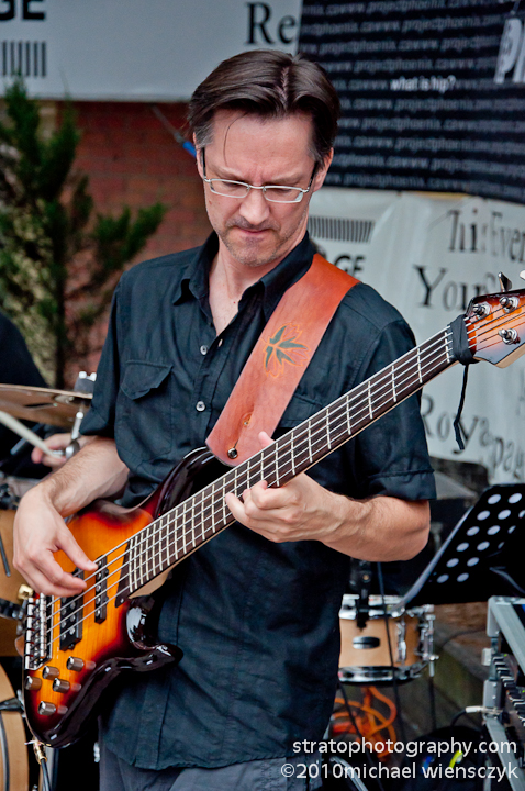 Richard Bedford on Bass