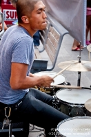 KC Roberts drummer