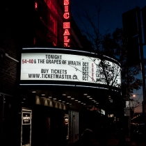 Marquee Danforth Music Hall