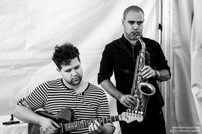 Sam Dickinson Trio