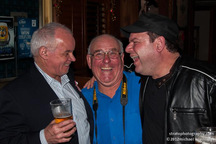 Virgil, Terry & Enzo