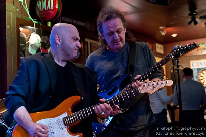 Frank Cosentino & Earl Johnson