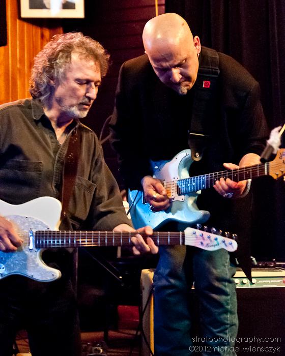 Dave Henman & Frank Cosentino