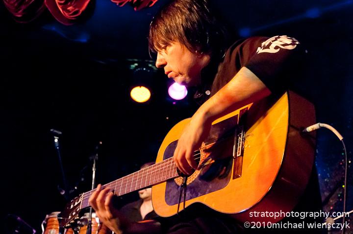 juan dino toledo on guitar