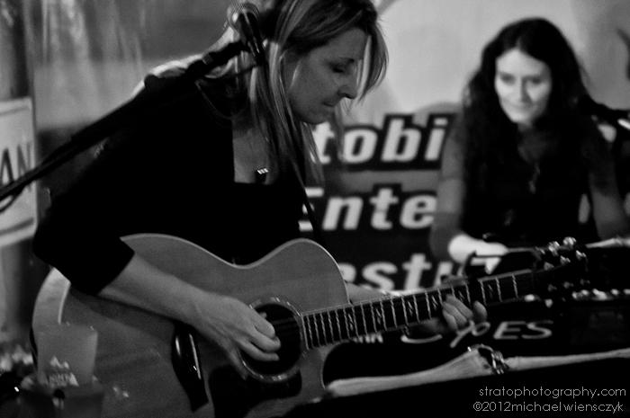 Maxine Young & Christina Melanie