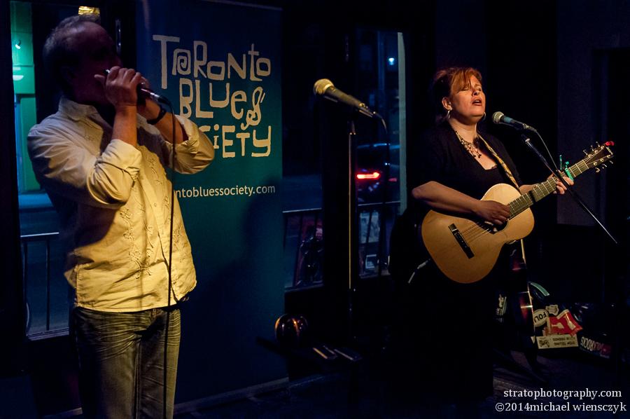 Suzie Vinnck & Roly Platt