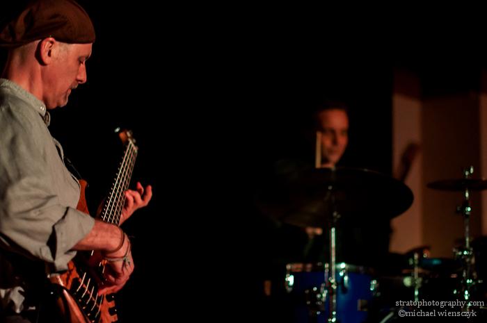 Pat McPhail, Chris Craig, The Blazers