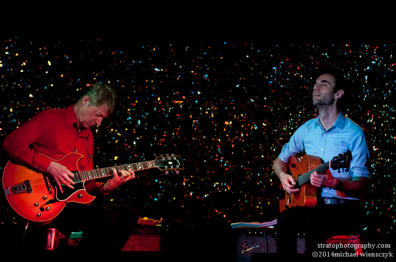 Nels Cline/Julian Lage Duo