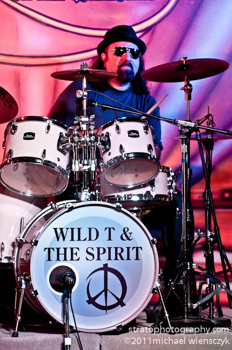 Wild T & the Spirit