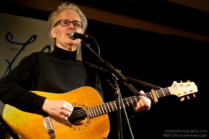 Chris Cuddy Acoustic Unit