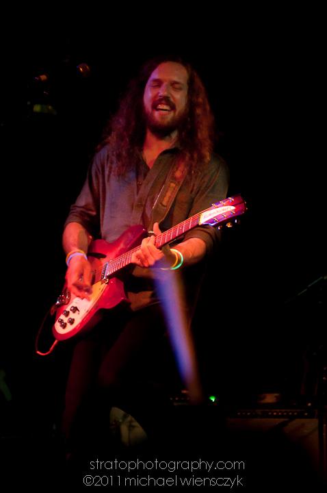 Jeff Innes,Yukon Blonde