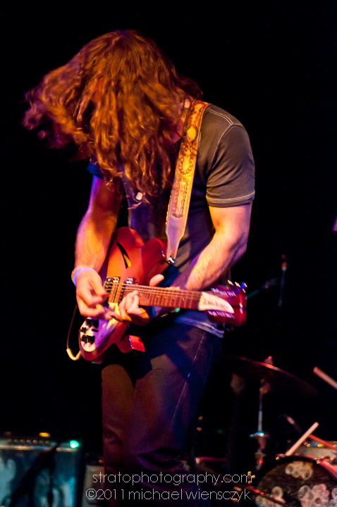 Jeff Innes,Yukon Blonde
