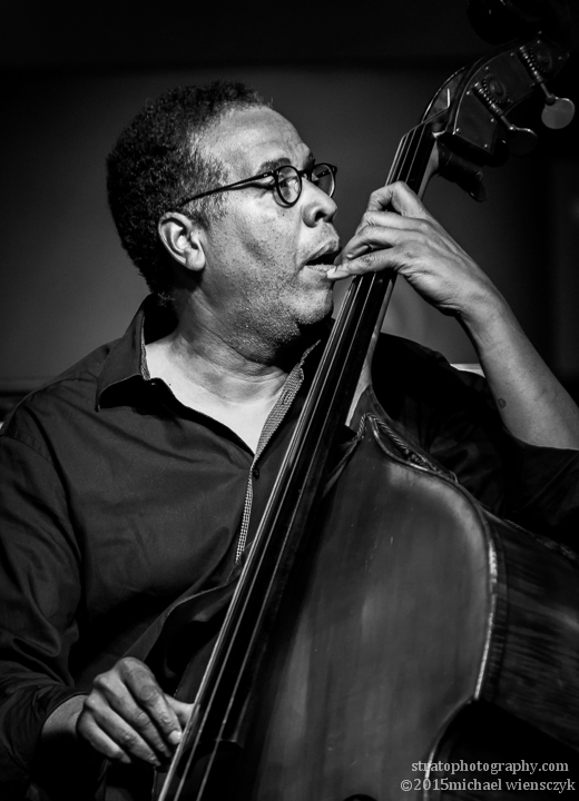 Stanley Clarke at the Toronto Jazz Festival